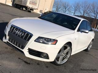 Used 2011 Audi S4 S4, Quattro, S tronic for sale in Drummondville, QC