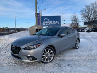 Used 2014 Mazda MAZDA3 GT-SKY for sale in Québec, QC