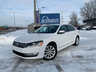 Used 2013 Volkswagen Passat HIGHLINE for sale in Québec, QC