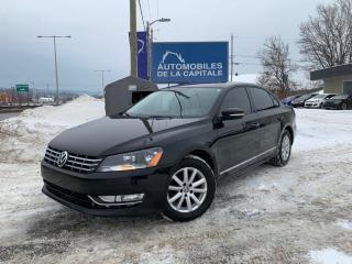 Used 2013 Volkswagen Passat Trendline for sale in Québec, QC