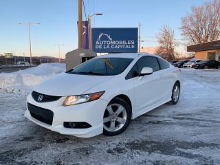 Used 2012 Honda Civic EX for sale in Québec, QC