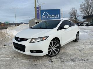 Used 2013 Honda Civic SI for sale in Québec, QC