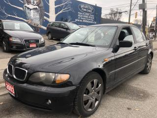 Used 2003 BMW 3 Series 320i for sale in Toronto, ON