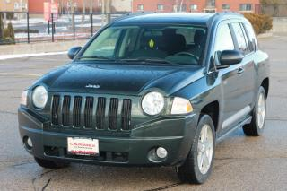 Used 2010 Jeep Compass Sport/North Sunroof | Heated Seats | CERTIFIED for sale in Waterloo, ON