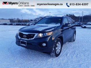 Used 2013 Kia Sorento LX for sale in Orleans, ON