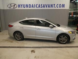 Used 2018 Hyundai Elantra GL BA for sale in St-Hyacinthe, QC