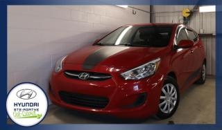 Used 2016 Hyundai Accent Voiture à hayon, 5 portes, boîte manuell for sale in Val-David, QC
