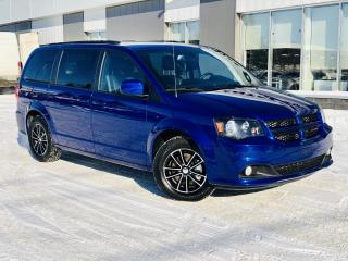 Used 2019 Dodge Grand Caravan GT  DVD CUIR GPS for sale in Ste-Marie, QC