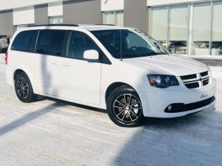Used 2019 Dodge Grand Caravan GT  DVD CUIR GPS for sale in Ste-Marie, QC