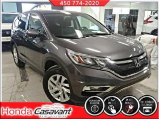 Used 2016 Honda CR-V EX-L AWD - À VOIR ABSOLUMENT! for sale in St-Hyacinthe, QC