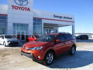 Used 2015 Toyota RAV4 XLE for sale in Renfrew, ON