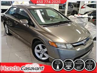 Used 2008 Honda Civic EX-L AUTO - ACHAT COMPTANT SEULEMENT for sale in St-Hyacinthe, QC