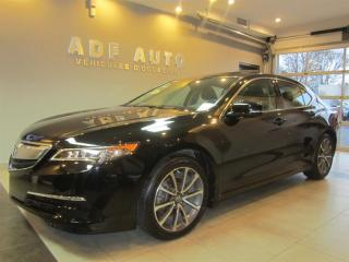 Used 2015 Acura TLX SH-AWD /V6 / TECH / NAVIGATION for sale in Longueuil, QC