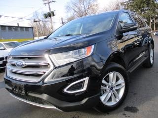 Used 2016 Ford Edge SEL|NAVIGATION|ONE OWNER|PANORAMA ROOF|45KM for sale in Burlington, ON
