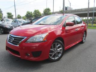 Used 2015 Nissan Sentra SR NAVIGATION.TOIT OUVRANT for sale in Longueuil, QC