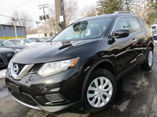 Used 2016 Nissan Rogue AWD|DRIVE TRAIN - ALL WHEEL|BACK-UP CAMERA|69KM for sale in Burlington, ON