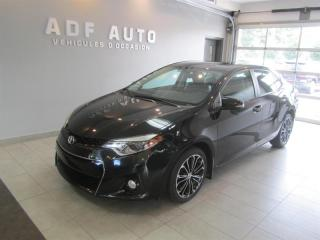 Used 2015 Toyota Corolla S for sale in Longueuil, QC