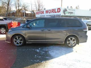 Used 2011 Toyota Sienna SE for sale in Scarborough, ON
