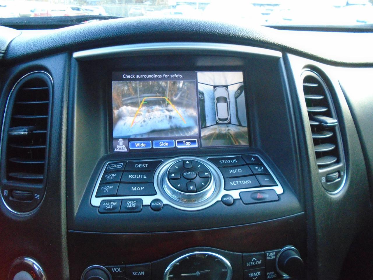 2010 Infiniti EX35
