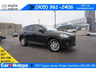 Used 2016 Mazda CX-5 GS | NAV | SUNROOF | REAR CAM | HEATED SEATS for sale in Hamilton, ON