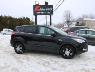 Used 2014 Ford Escape SE for sale in Thurso, QC