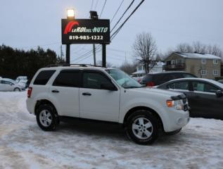 Used 2010 Ford Escape XLT for sale in Thurso, QC