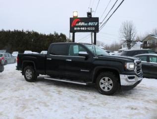 Used 2017 GMC Sierra 1500 SLE for sale in Thurso, QC