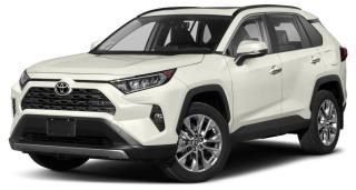 New 2020 Toyota RAV4 LIMITED  for sale in Etobicoke, ON