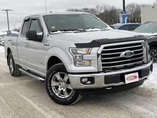 Used 2015 Ford F-150 XLT BLUETOOTH, 4X4 for sale in Midland, ON