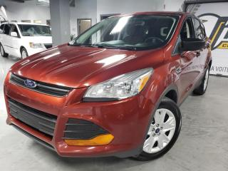 Used 2014 Ford Escape S-BAS KILOMETRAGE! for sale in Montreal, QC