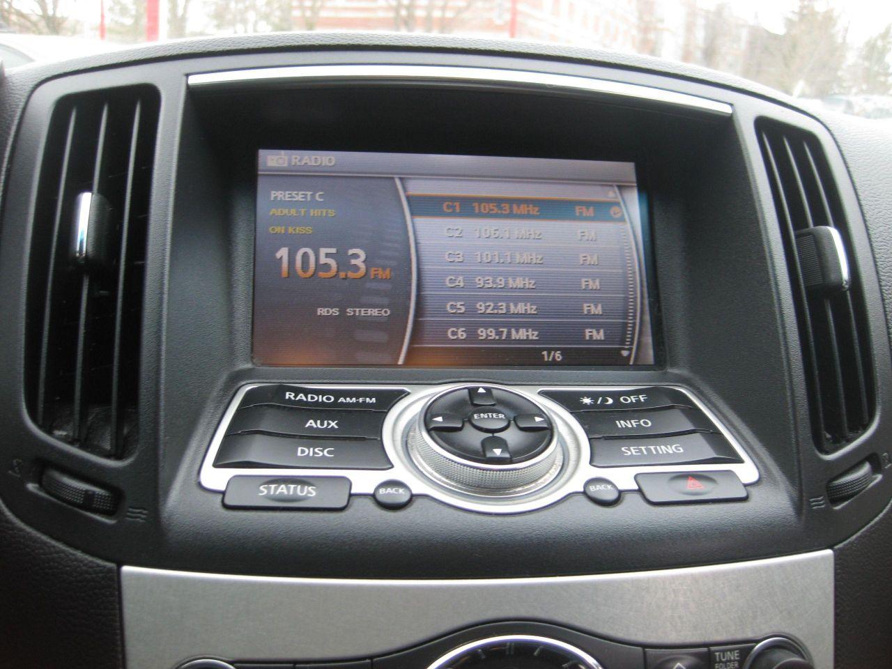 2009 Infiniti G37