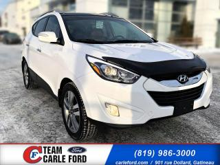 Used 2014 Hyundai Tucson Hyundai Tucson Limited 2014, Int. en cui for sale in Gatineau, QC