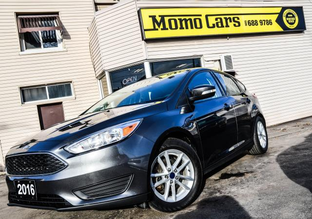2016 Ford Focus SE | BLUETOOTH | HATCH | CLEAN | HEATED SEATS