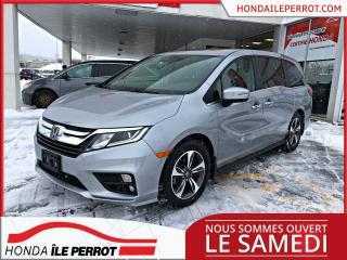 Used 2019 Honda Odyssey EX , RES JAMAIS ACCIDENTÉE for sale in Île-Perrot, QC