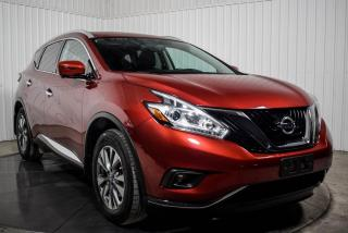 Used 2015 Nissan Murano SL AWD CUIR TOIT PANO NAV MAGS for sale in Île-Perrot, QC