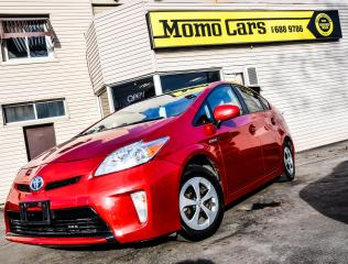 Used 2012 Toyota Prius HYBRID | BLUETOOTH | CLEAN CAR | FUEL EFFICIENT for sale in St. Catharines, ON