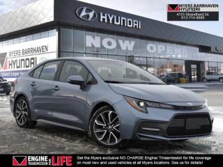 Used 2020 Toyota Corolla XSE  NEW ARRIVAL!!! MINT!!! for sale in Nepean, ON