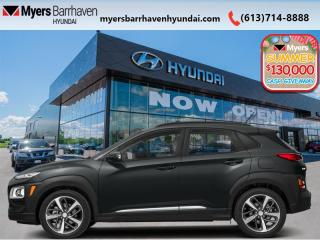 New 2020 Hyundai KONA 1.6T Ultimate AWD  - Navigation - $211 B/W for sale in Nepean, ON