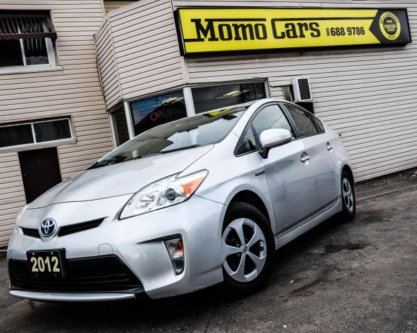 2012 Toyota Prius HYBRID | CLEAN CAR | BLUETOOTH | FUEL EFFICIENT