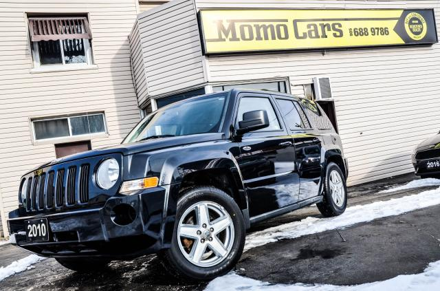 2010 Jeep Patriot SPORT | 2.4L | CRUISE | CLEAN | LOW KM
