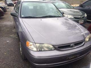 Used 1998 Toyota Corolla VE for sale in Scarborough, ON