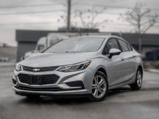 Used 2018 Chevrolet Cruze SUNROOF for sale in Toronto, ON