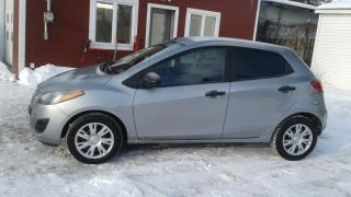 Used 2012 Mazda MAZDA2 Gx*vitre Électrique*a/c* for sale in Richelieu, QC