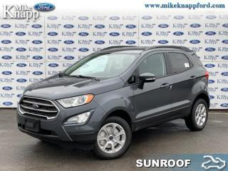 New 2020 Ford EcoSport SE 4WD  - Heated Seats for sale in Welland, ON