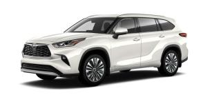 New 2020 Toyota Highlander Platinum for sale in Renfrew, ON
