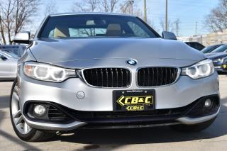 Used 2015 BMW 4 Series 428i xDrive - NO ACCIDENTS - LOW KM for sale in Oakville, ON