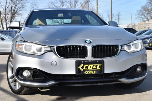 2015 BMW 4 Series 428i xDrive - NO ACCIDENTS - LOW KM