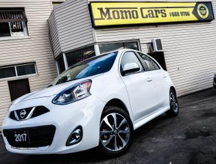 Used 2017 Nissan Micra SR | MANUAL | CLEAN | LOW KM | FUEL EFFICIENT for sale in St. Catharines, ON