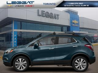 New 2020 Buick Encore Preferred  - $185 B/W for sale in Etobicoke, ON