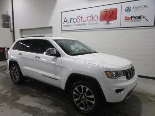 Used 2018 Jeep Grand Cherokee LIMITED**4X4**CAMERA RECUL**CUIR for sale in Mirabel, QC